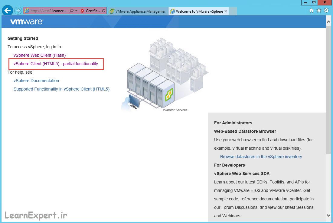 vcenter 6.5 installation 39