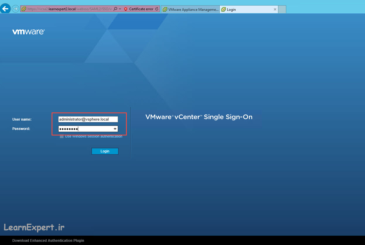 vcenter 6.5 installation 40